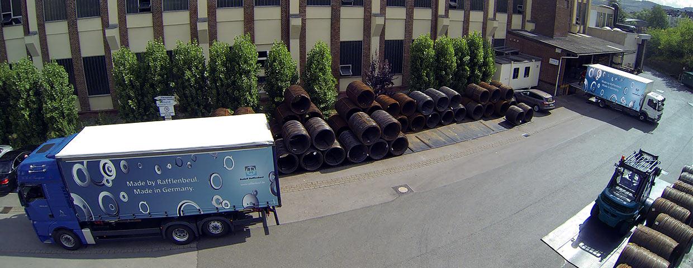 Kontakt rudolf rafflenbeul stahlwarenfabrik for Hem satteldorf prospekt